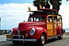1940 Ford Standard Woodie