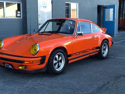 1974 PORSCHE 911S EURO