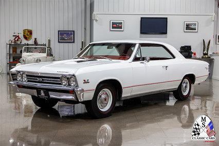 1967 Chevrolet Chevelle SS 396 - The Real Deal