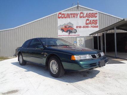 1995 Mercury Cougar