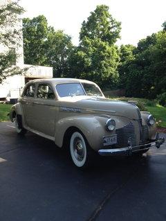 '40 Make: Pontiac Model: Torpedo Series 29 $15K
