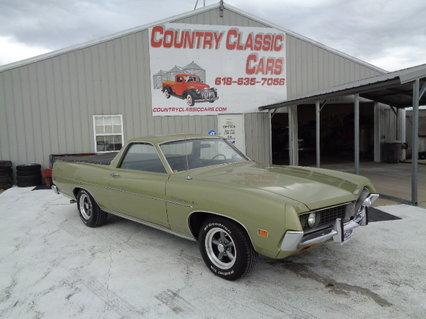 1971 Ford Ranchero 500 Pickup
