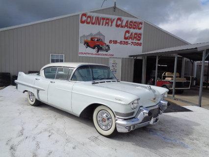 1957 Cadillac Series 62 4dr H/T