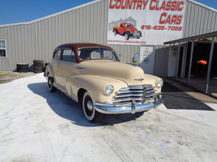 1947 Chevy 2dr sedan