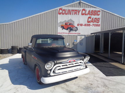 1957 Chevy 3100 Series Pickup