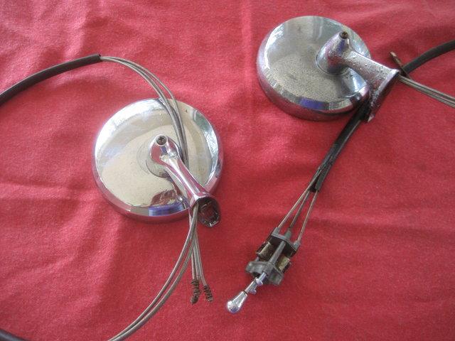 1964 Pontiac GTO Remote Mirror