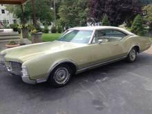 1968 Oldsmobile Delta Custom