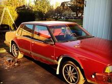 """""""Jane"""" My 1991 eighty-eight Oldsmobile royale"""