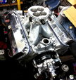 Big Block Chevy 505 cubic inch motor New 0 miles.
