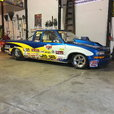2000 Tube Chassis S-10 Art Morrison mild steel chassis   for sale $30,000