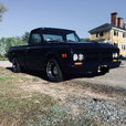 1972 GMC short bed  for sale $14,500