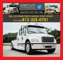 WANTED TO BUY - FREIGHTLINER PETERBILT KENWORTH HAULER TRUCK