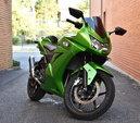2012 Kawasaki 250R Ninja, just serviced, immaculate
