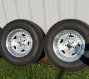 Center Line Convo Pro Mickey Thompson tires  for sale $350