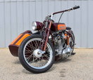 1921 Arlen Ness Motorcycle with Sidecar  for sale $123,456