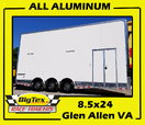 "Cargo Mate 24"" Aluminum Stacker  for sale $36,725"