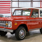 1971 Ford Bronco for Sale $49,900