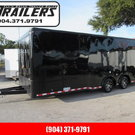 202O 24ft  RT PLUS Race Trailer by Continental Cargo