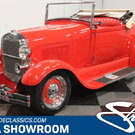 1929 Ford Roadster Rumble Seat