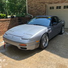 1991 Nissan 240sx Ford 5.0/T5 Caged ST4