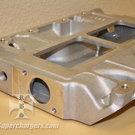 326-455 Pontiac Blower Manifold Satin