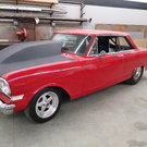 1964 Nova 2 door hardtop pro street or race