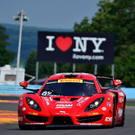 Race Winning SIN R1 GT4