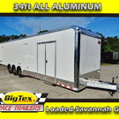 2019 8.5x34 ALL ALUMINUM Cargo Mate LOADED