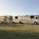 1999 Fleetwood Discovery-ATC Trailer & Toad  for Sale $72,000