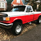 1989 Ford F-150 for Sale $11,500