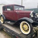 1931 Model A Vicky Hot Rod