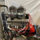 Go Power 813 Dyno, With Land and Sea Controls and Data Acqui