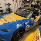 2017 Mazda Global Cup ND.2 with extensive spares package