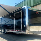 2020 Sundowner 28' Race Series Enclosed Car Hauler Trailer L