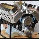 BBC CHEVY 454/468 ENGINE, DART BIG M BLOCK, ENGINE 600HP
