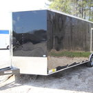 2019 Continental Cargo NS Series 24ft Enclosed Car Trailer