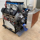 410 Rider Sprint Car Engine