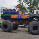 Brand new build monster truck ride truck in the UK ( Europe  for Sale $44,500
