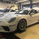 2017 Porsche 911 GT3 Cup Race 991