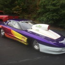 TOP SPORTSMAN 6.0 ROLLING CHASSIS-FIREBIRD--SELL OR TRADE
