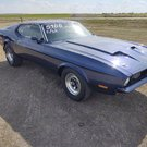 1972 Ford Mustang HO