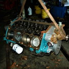 fresh 69 340  short block for Sale $2,000