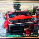 Stunning 64 Chevy II Pro Street/Show/Race