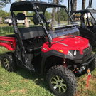 2019 Bennche T-Boss 410 Red for Sale $1,000