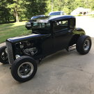 1931 Ford Five Window