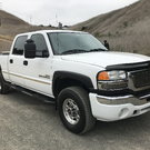 2006 GMC Sierra 2500 HD