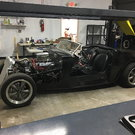 Factory Five Racing Ford 33 Hot rod