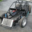 Professionally done rolling chassis