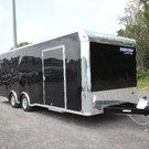 2020 Sure-Trac Racing Pro Car Hauler 24ft. w/5,200lb. Axles
