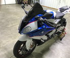 2016 BMW s1000rr LOW MILES  for sale $11,000